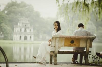夫婦の危機
